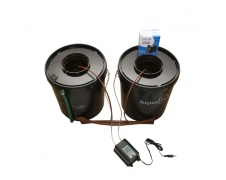 AquaPot Duo black