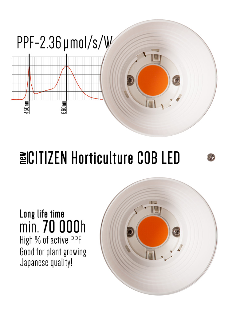 led matrix cob